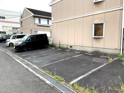 【駐車場】ガーデン・ハイムC