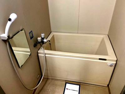 【浴室】ガーデン・ハイムC