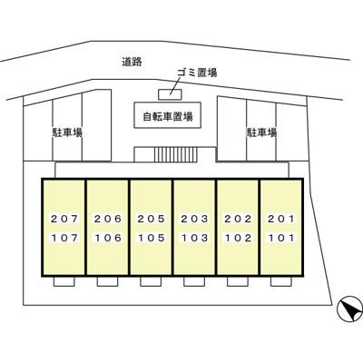 【区画図】スプリング・K