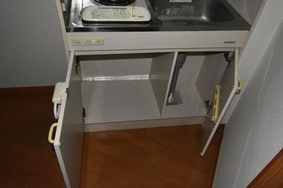 【キッチン】レフア南常盤台