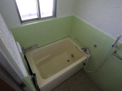 【浴室】石神井台スカイハイツ