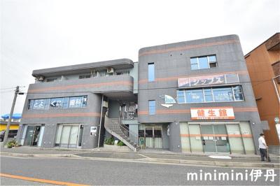 【外観】セントラル富士II