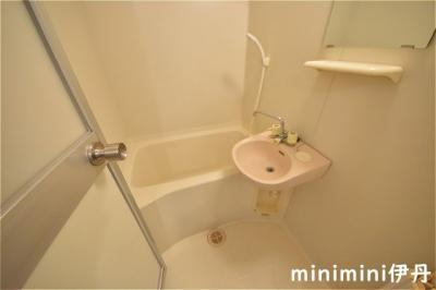 【浴室】セントラル富士II