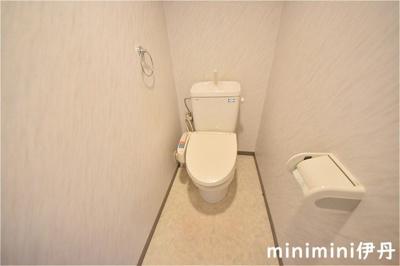 【トイレ】セントラル富士II