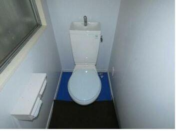 【トイレ】長柄中 中古テラスハウス