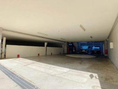 シーズガーデン瑞江の駐車場です。