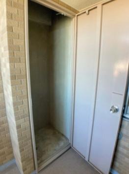 シーズガーデン瑞江のトランクルームです。