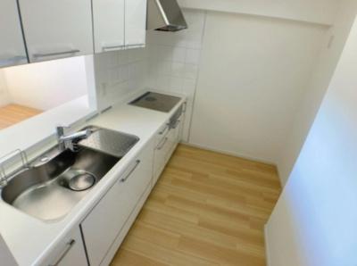 シーズガーデン瑞江のキッチンです。
