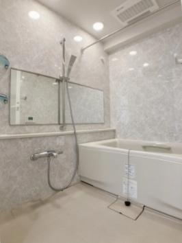 シーズガーデン瑞江の浴室です。