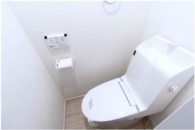 【トイレ】IRIE FLOORS