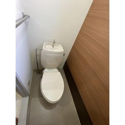 【トイレ】セフィラ鷺沼台Ⅲ号棟
