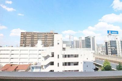 【展望】プレサンス新大阪クレスタ