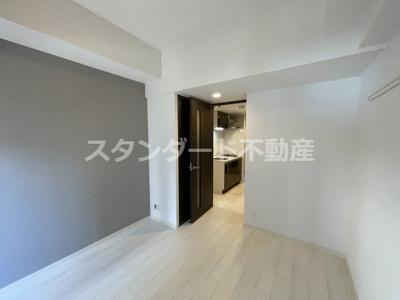 【寝室】エステムコート梅田・天神橋Ⅳ ステーションフロント