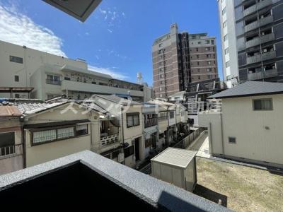 【バルコニー】エステムコート梅田・天神橋Ⅳ ステーションフロント