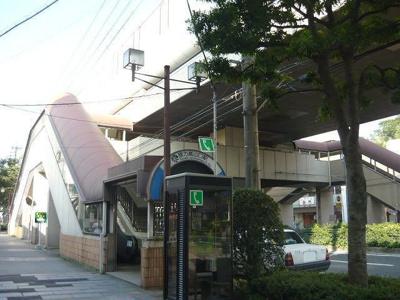 モノレール徳力嵐山口駅まで650m