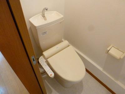 【トイレ】メゾンピーチ