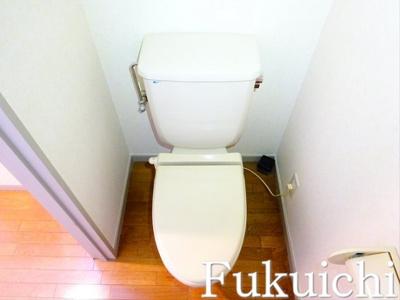 【トイレ】ヒーローズ上目黒