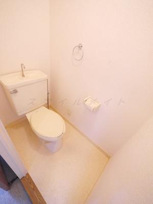 【トイレ】ライオンズマンション戸塚町(らいおんずまんしょんとつかちょう)