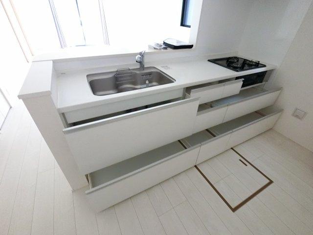 【キッチン】姉崎戸建/105.98