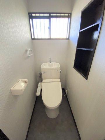 【トイレ】宿河原 貸家