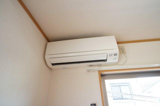 2階寝室エアコン