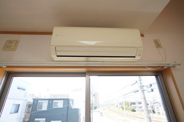 2階子供部屋エアコン