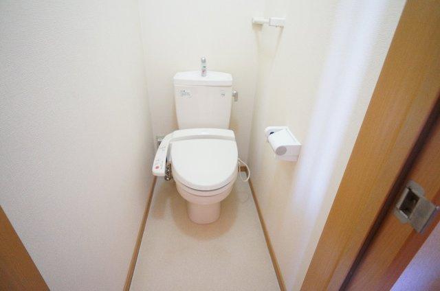 【トイレ】ClapClap A棟