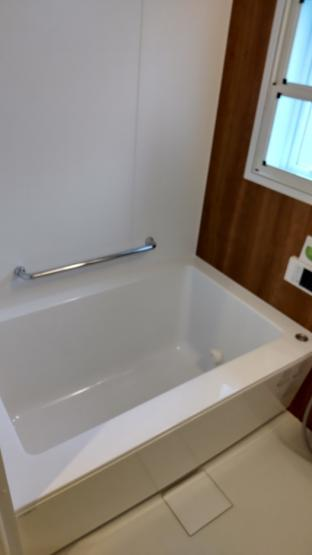【浴室】パーク・ノヴァ本山(東灘区甲南町)