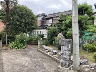 【外観】鳥取市秋里 土地