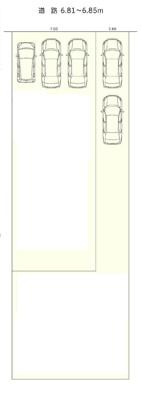 【区画図】CradleGarden 瀬戸市美濃池町第1【仲介手数料無料】長根小・水無瀬中 新築一戸建て