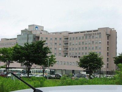 新潟県立中央病院まで1000m