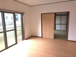 リスタイル桜木Ⅰ 綺麗にリフォームされたキッチン!