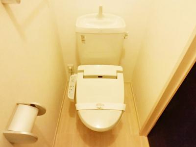 【トイレ】セジュール室小路A