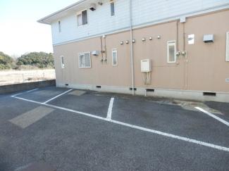 【駐車場】リバーホームA棟