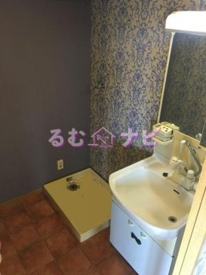 【浴室】長丘フラッツ
