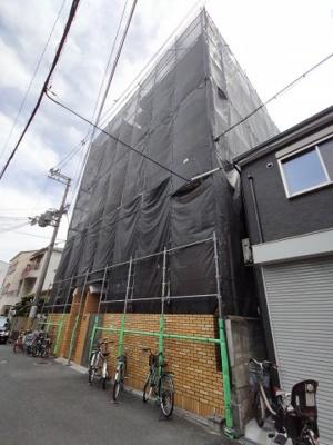 【外観】八戸ノ里プラザ