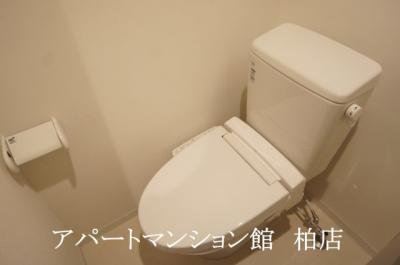 【トイレ】VISTA柏