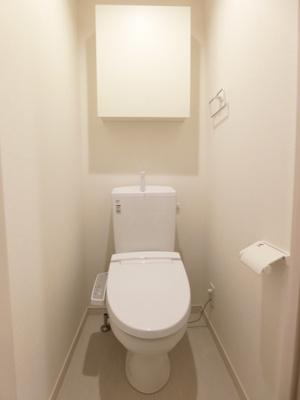 快適な空間のトイレです