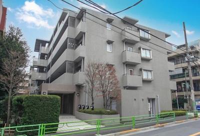 中野富士見町パークホームズの外観です。