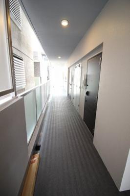【バルコニー】エステムコート神戸山手ステーションデュオ