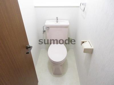 【トイレ】リバーサイド千里丘