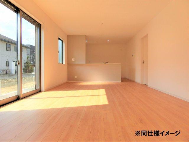 【内観:施工例】大和高田市西坊城20‐2期 新築(全4棟)4号棟