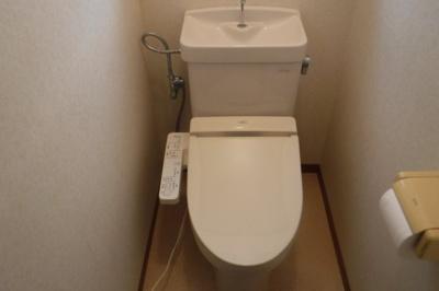 【トイレ】木月荘