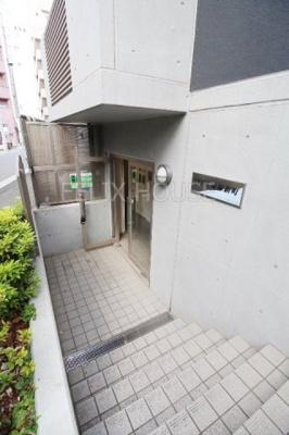 【エントランス】LYNX赤塚新町