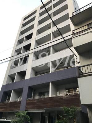 【外観】ラグジュアリーアパートメント三ノ輪