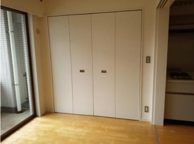 【寝室】ラグジュアリーアパートメント三ノ輪