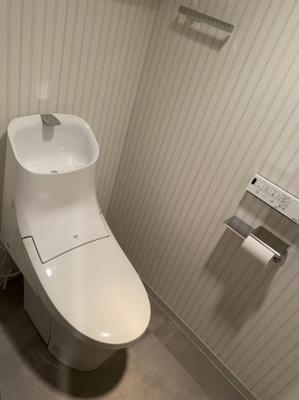 【トイレ】モア・クレストマリンシティ金沢文庫C棟