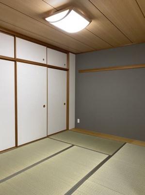 【和室】モア・クレストマリンシティ金沢文庫C棟