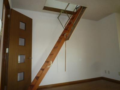 ロフト用階段