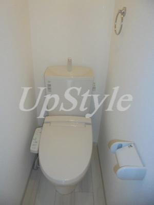【トイレ】トレッサ亀有